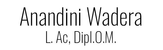 Anandini Wadera